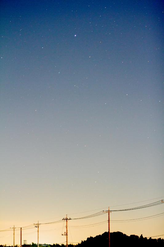 アイソン彗星20131119a