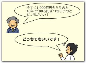 定期金(おまけ)